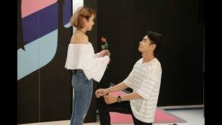 """Quang Đăng – Thái Trinh """"tình bể bình"""" trong show truyền hình mới"""