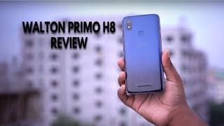 Walton Primo H8 Review in Bangla | ATC