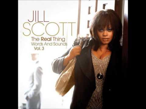 Jill Scott - Wanna Be Loved