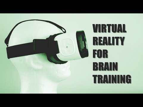 Virtual Reality Could be the Future of Brain Training