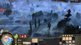 """Company Of Heroes Blitzkrieg Mod """"Awesome"""" Gameplay Germany Vs The United States Defense"""