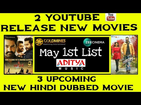 May - Upcoming New Hindi Dubbed Movie | Jai Luv kush, Spyder Hindi Dubbed Movie