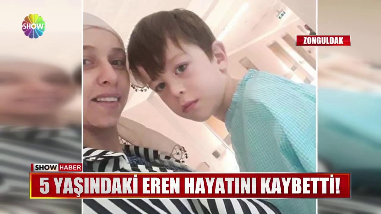 5 yaşındaki Eren hayatını kaybetti!