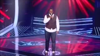 Jaz Ellington - The Voice UK Auditions (Full)