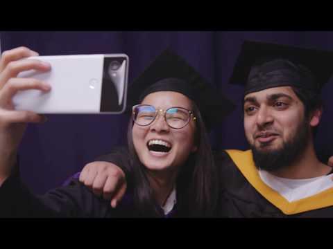 Vancouver Island University International - 30 seconds
