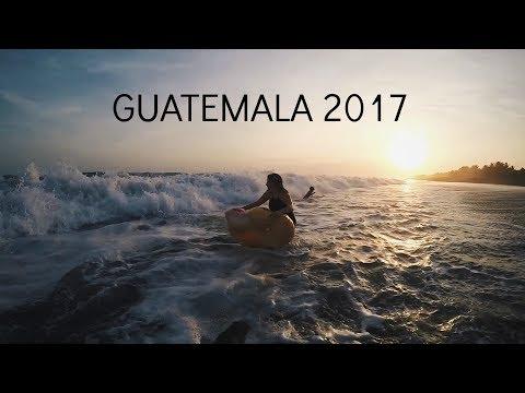 GUATEMALA TRAVEL DIARY 2017 |KateDamit