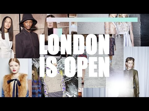 London Fashion Week September 2016 starts today! #LondonIsOpen