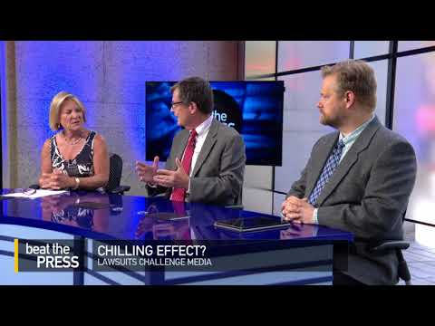 Beat the Press: Chilling Effect?