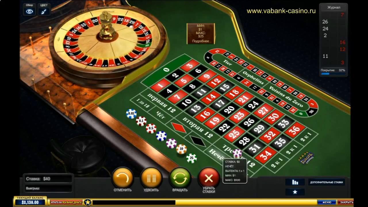 способы обыграть рулетку в онлайн казино
