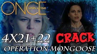 OUaT - 4x21+22 CRACK [♛ Swan Queen Edition ♛]