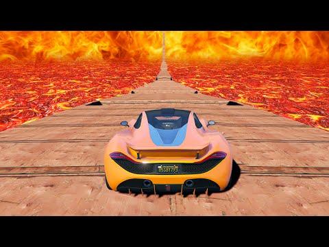 MOST DANGEROUS GTA 5 RACE EVER! (GTA 5 Funny Moments)