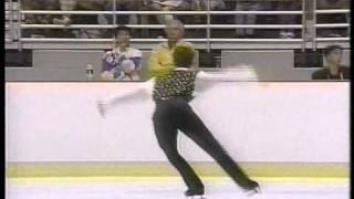 Michael Chack - 1993 U.S. Olympic Festival, Men's Free Skate