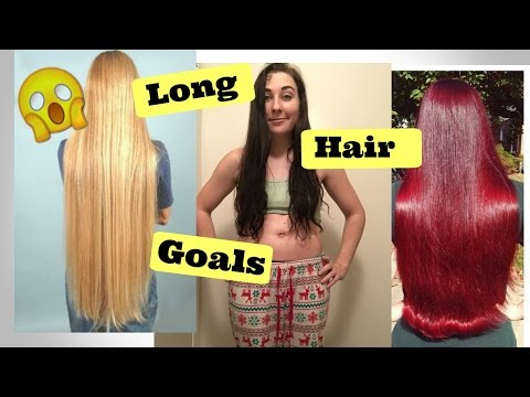 Hair series   My hair goals!