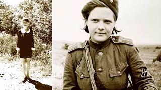 Аксенова Евгения (Красноармейск Московской области) читает стихотворение Юлии Друниной