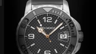 Alex iPlay4K Moroz watch - MOROZ SPECIALe(mechanical)