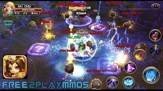 MU Chibi - The Last Knight Gameplay Android / iOS