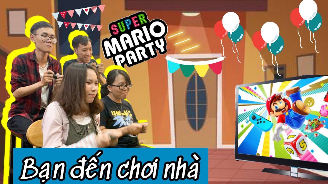 Hội Nintendo Switch Việt Nam cùng chơi Super Mario Party tại nhà với bạn bè | nShop Games & Hobbies