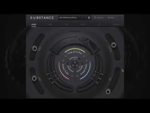 SUBSTANCE by Output - Walkthrough