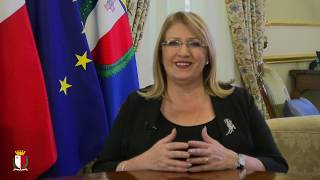 Message from H.E. President of Malta for Jalsa Salana Malta 2018