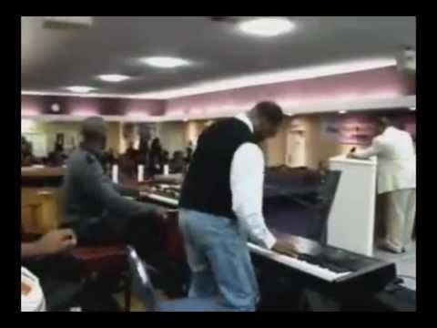 BLACK CHURCH DANCES DECODED ( Funny)