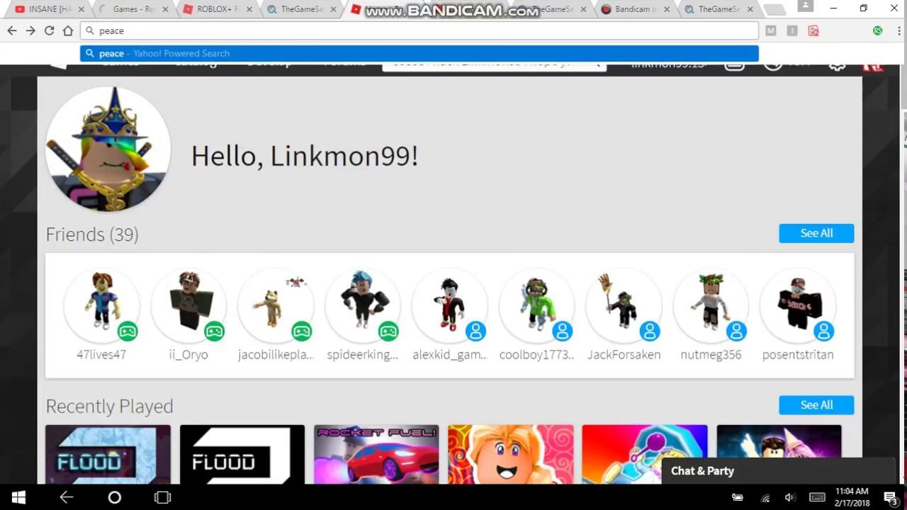Real Roblox Linkmon99 Password