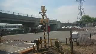 《車窓》名鉄常滑線・空港線  準急 神宮前~中部国際空港