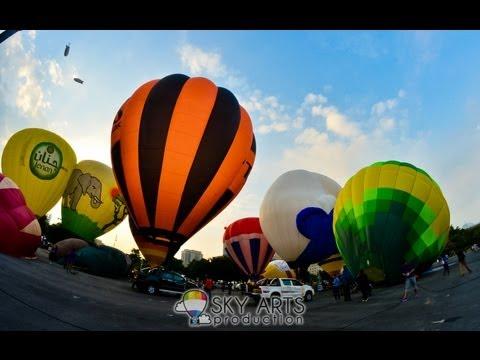 5th Putrajaya International Hot Air Balloon Fiesta 2013 #myballoonfiesta