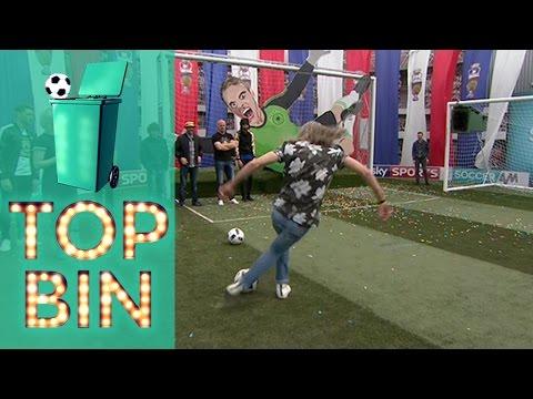 Top Bin | Jimmy Bullard attempts a RABONA!