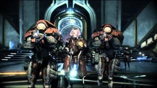 Warframe - PS4 Trailer
