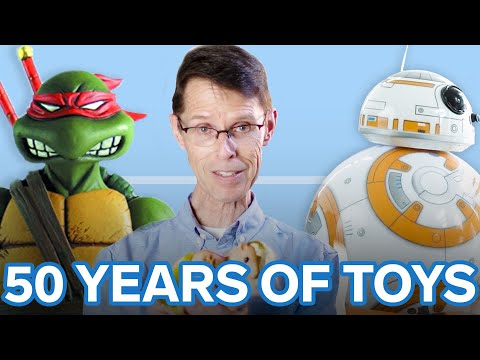 Every Year's Most Popular Toy Since 1969 Explained | Each And Every | WIRED