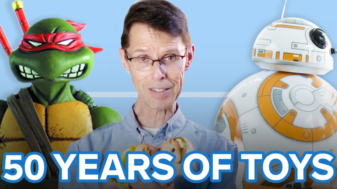 Every Year's Most Popular Toy Since 1969 Explained | Each and Every