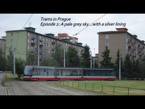 Trams in Prague - Episode 2