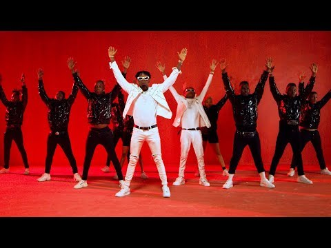 Innoss'B Ft Diamond Platnumz - Yope Remix (Official Music Video)