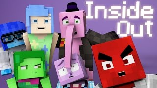 """Inside Out"" - Minecraft Parody"