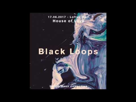 Black Loops live at House of Love (17.06.17) @ Loftus Hall Berlin