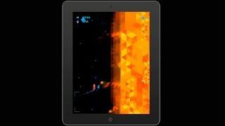 Обзор игры Trixel Rocket для iPad
