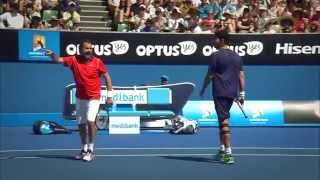 Australian Open Big Mac Legends Highlights: Leconte / Philippoussis v Woodbridge / Woodforde