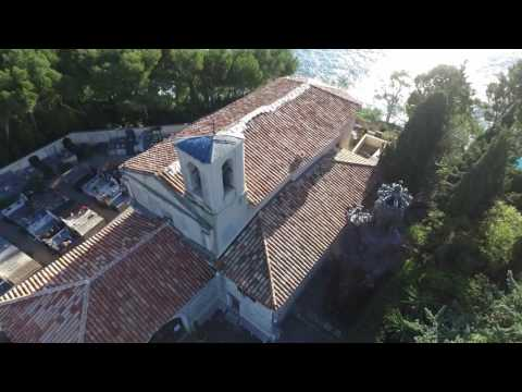 St Jean Cap Ferrat - Drone