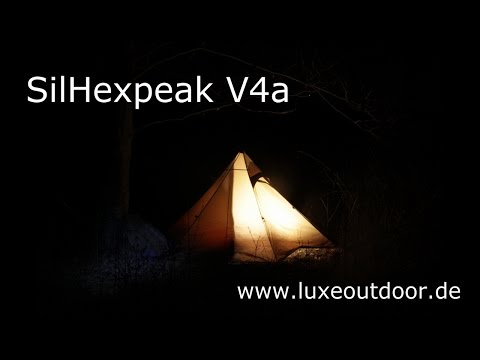 SilHexpeak V4a - Review - Hexagonal Tent/Tarp