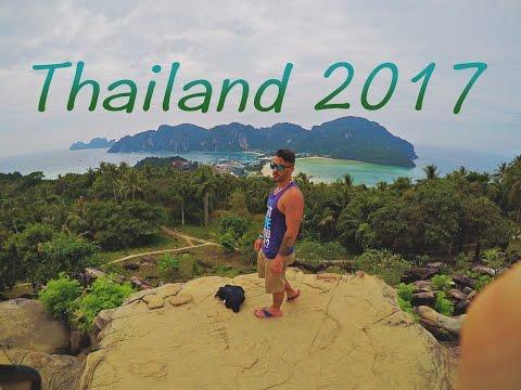 Thailand 2017 -  GoPro HERO 5 Cinematic Travel Video