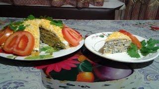 Кулинарный ВЛОГ: Рецепт №6