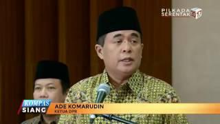 Setya Novanto Kembali Menjabat Ketua DPR