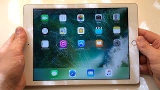 Распаковка iPad 2017 32GB