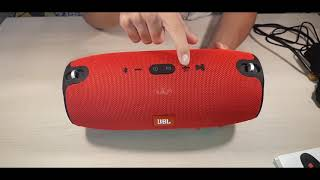 JBL Xtreme -Bluetooth Speaker-UNBOXING AND REVIEW