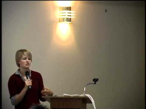 Bear Lake Shoreline Conference - Amanda Sweetman - Wetland and Littoral Zone Functions.mp4
