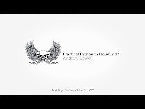 Houdini 13 - Practical Python