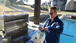 How To Set Up Twin Eagles Gas Grill Premier Grilling Plano, Tx