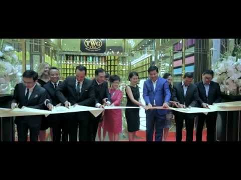 TWG Grand Opening in Vattanac Capital, Phnom Penh, Kingdom of Cambodia