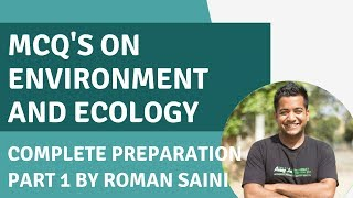MCQs on Ecology and Environment for UPSC CSE/IA...