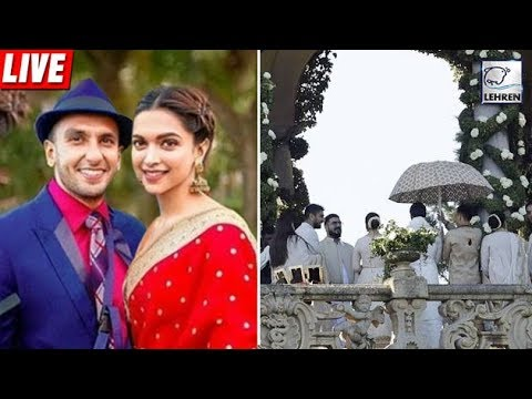 LIVE UPDATES: Deepika Padukone-Ranveer Singh Wedding Highlig